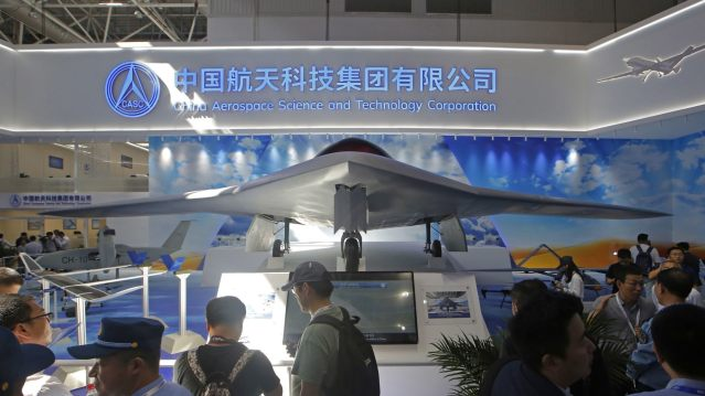 China's new-generation stealth