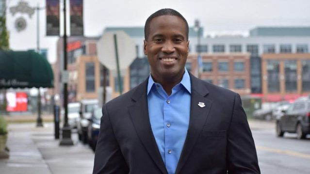Former Michigan Senate candidate John James