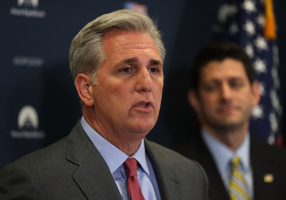 Rep. Kevin McCarthy of California