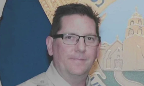 Ventura County Sheriff's Sgt. Ron Helus.