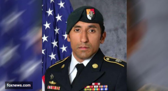 34-year-old Staff Sgt. Logan J. Melgar