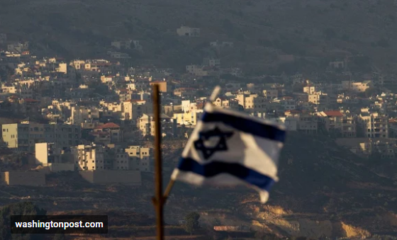 Majdal Shams in the Israeli-controlled Golan Heights.