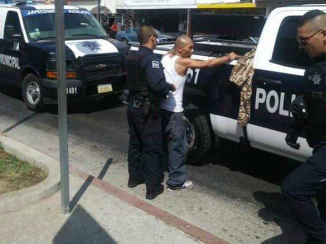 Tijuana Police