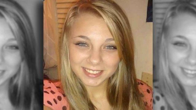 Kaylee Muthart, 21,