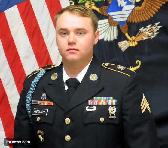 Sgt. Jason Mitchell McClary