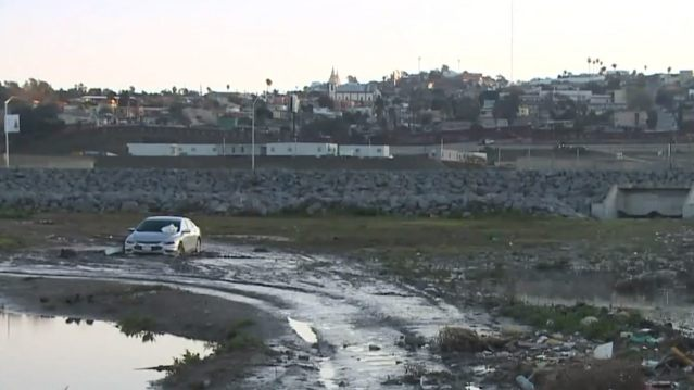The Tijuana River