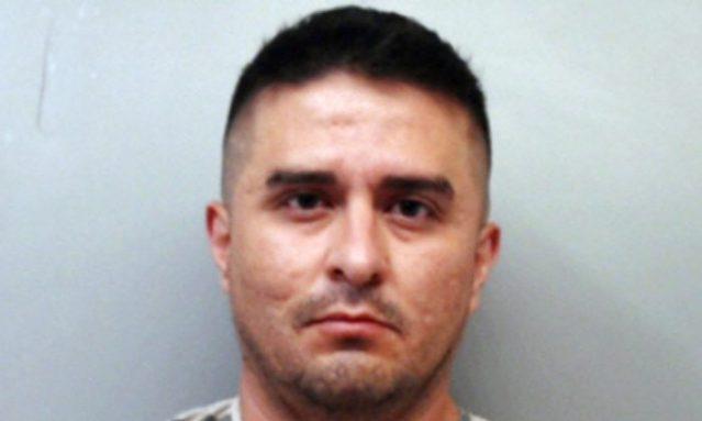 U.S. Border Patrol agent Juan David Ortiz