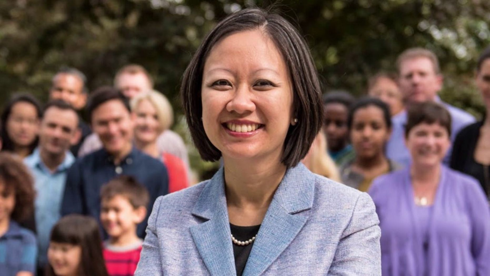 Virginia Democrat Del. Kathy Tran