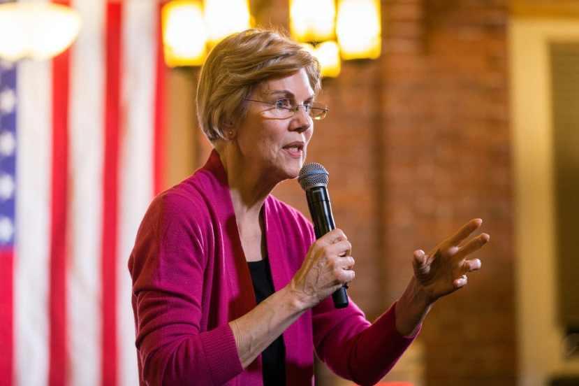 Sen. Elizabeth Warren (D-Mass.)