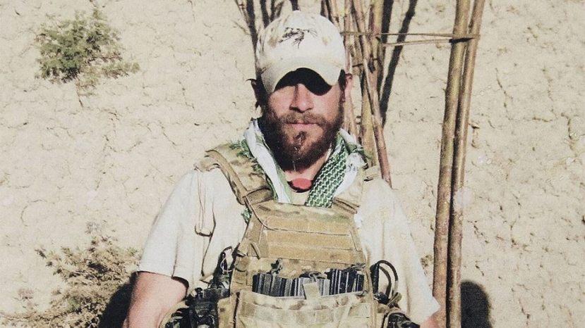 """Special Operations Chief Edward """"Eddie"""" Gallagher"""