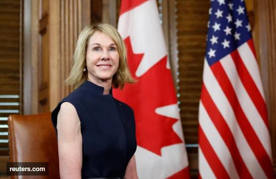 U.S. Ambassador to Canada Kelly Craft