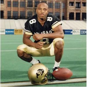 Former NFL player T.J. Cunningham