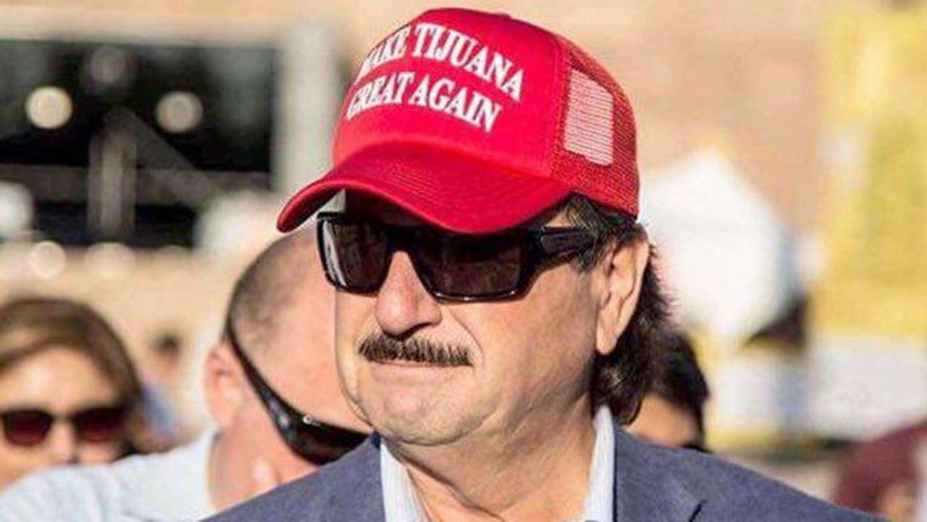 Tijuana Mayor Juan Manuel Gastelum
