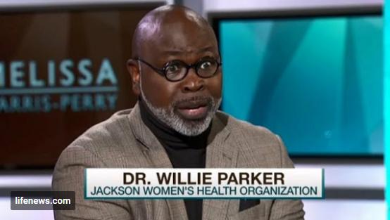 Abortionist Willie Parker