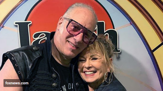 Roseanne Barr, Andrew Dice Clay.