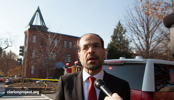 CAIR founder and executive director Awad