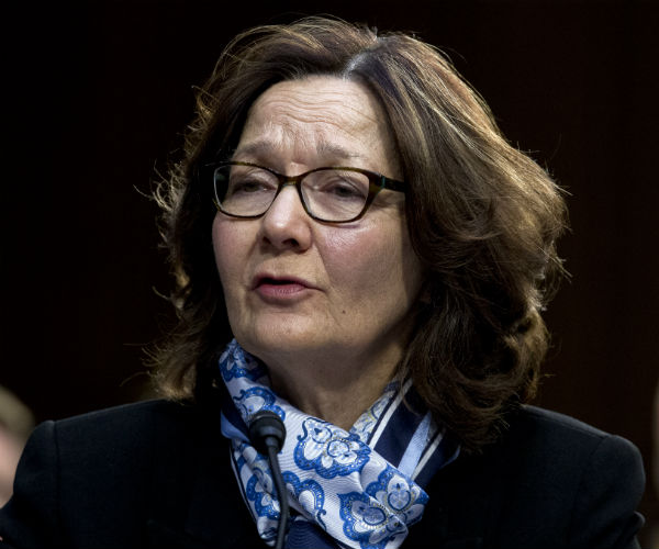 CIA Director Gina Haspel (Jose Luis Magana/AP)