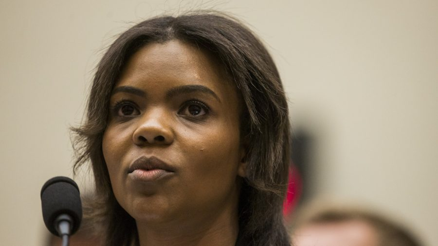 Candace Owens of Turning Point USA