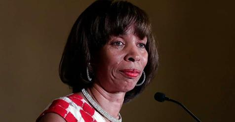 Baltimore Mayor Catherine Pugh,
