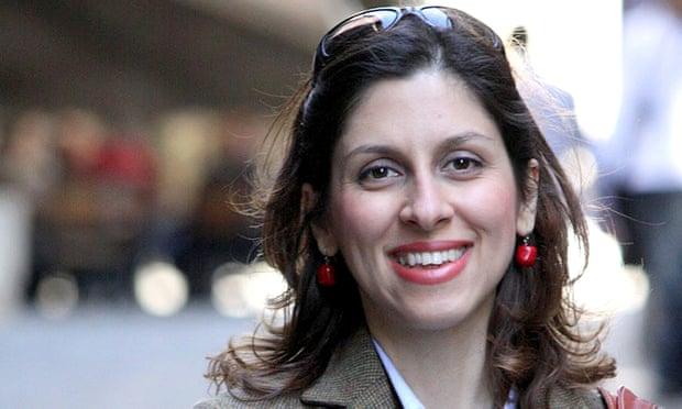 Nazanin Zaghari-Ratcliffe,