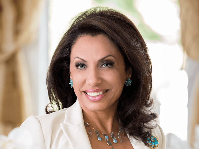 Lebanese-American conservative author and terrorism expert Brigitte Gabriel