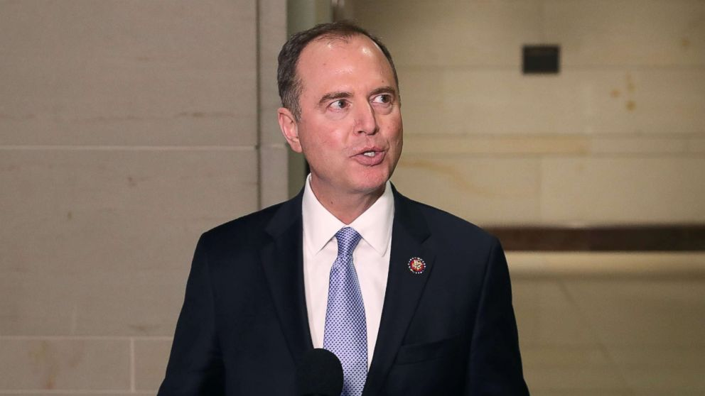 Rep. Adam Schiff, D-Calif.,