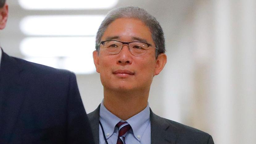 Bruce Ohr, the Justice Department official