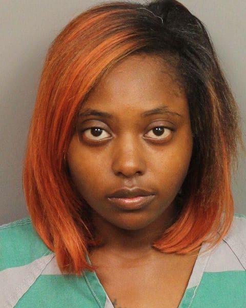 Marshae Jones. (Jefferson County Jail)