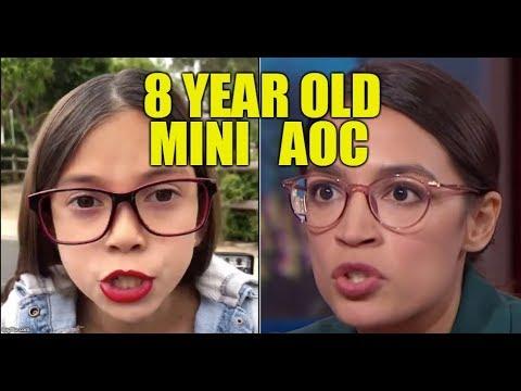 """Ava Martinez,""""Mini AOC"""""""