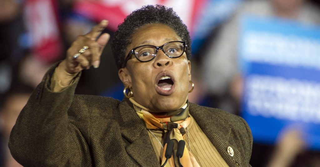 Democratic Rep. Marcia Fudge