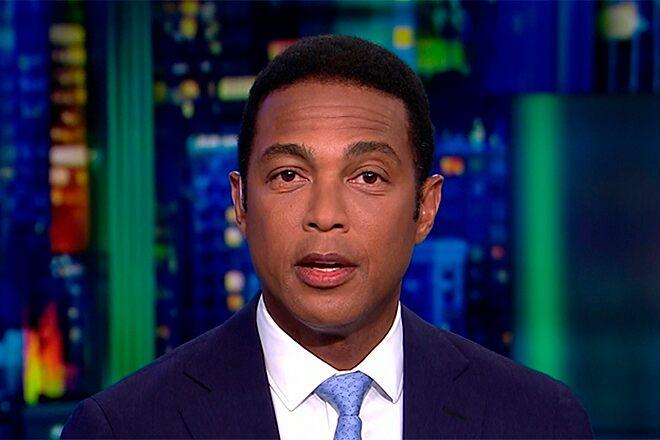 """The host of """"CNN Tonight""""Don Lemon"""