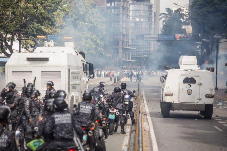 Caracas, Miranda/Venezuela – January 23rd 2019: