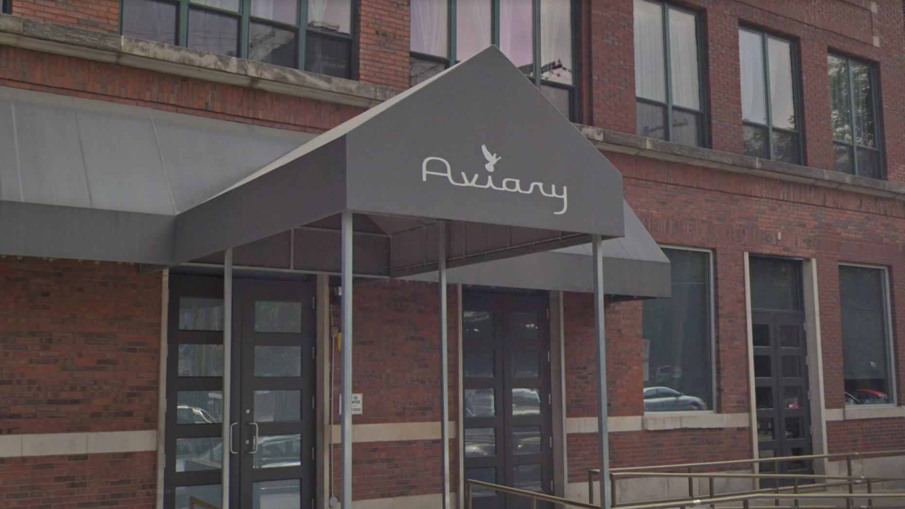 The restaurant group  that owns Aviary