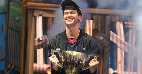 American teenager Kyle Giersdorf won $3 million on Sunday after taking the top prize in a tournament in New York for the popular online video game Fortnite.