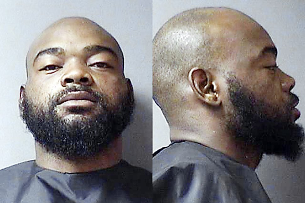 This booking photo provided by Madison County Sheriff's office shows Skye'lar De'Andre White.