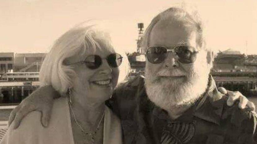 Patricia Whitney-Jones and Brian Jones.