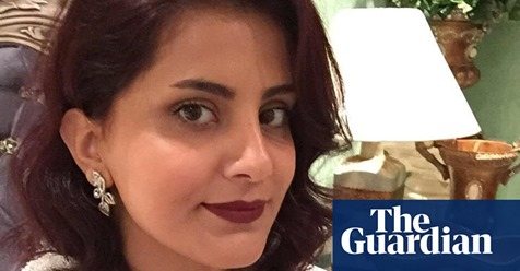Loujain al-Hathloul was arrested more than a year ago along with other women's rights activists