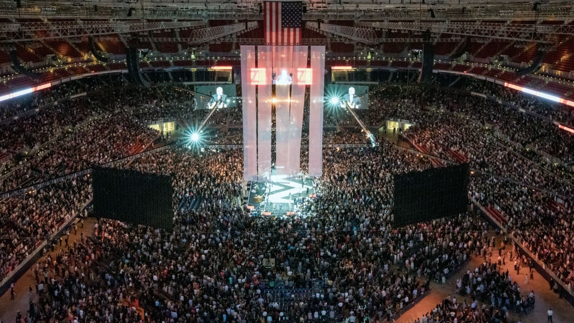 Over 36,000 attended the North American Youth Congress in St. Louis, Mo.