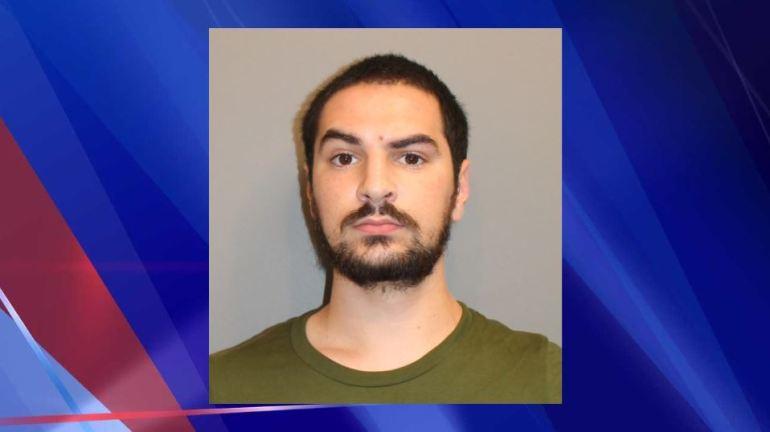 Brandon Wagshol, 22, of Norwalk,