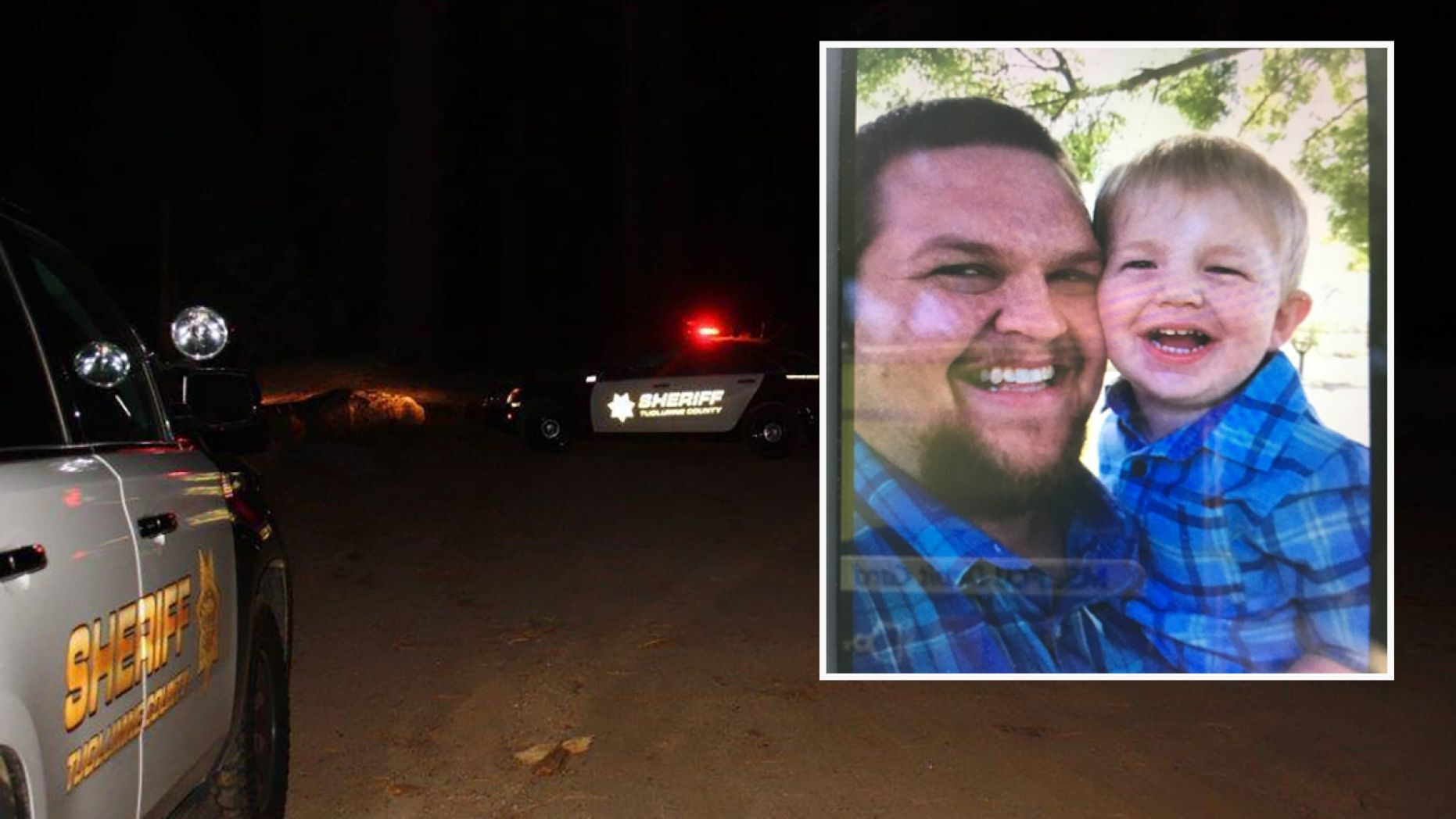 Two bodies were found near the vehicle John and Steven Weir were suspected of driving.
