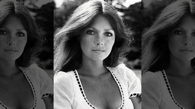 American actress Jennifer O'Neill, circa 1975.