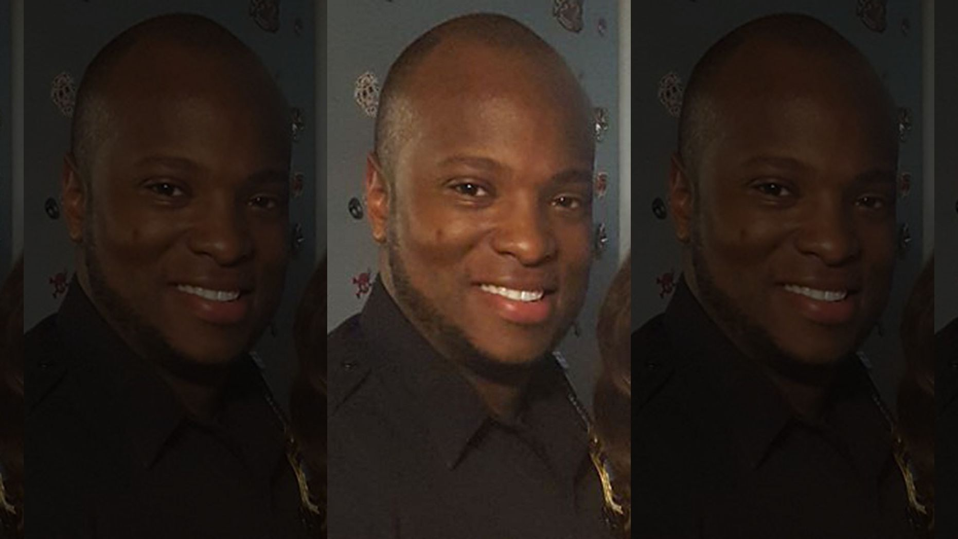 Desmond Logan, 33,A former Tennessee police officer