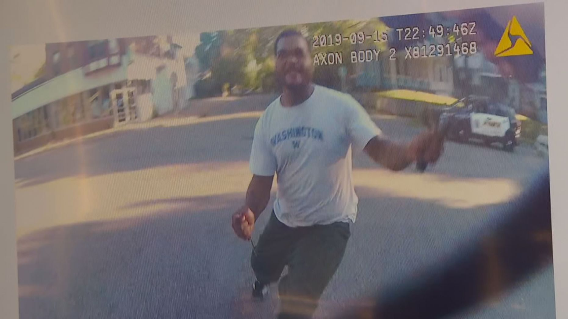 Authorities released the body camera video from the Sept. 15 fatal shooting of Ronald Davis by a St. Paul police officer.