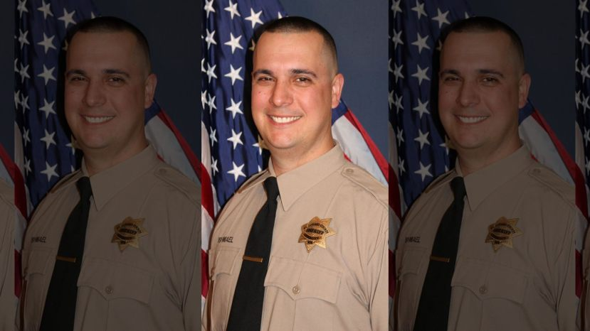 El Dorado County Sheriff's Deputy Brian Ishmael was shot and killed early Wednesday, according to officials.