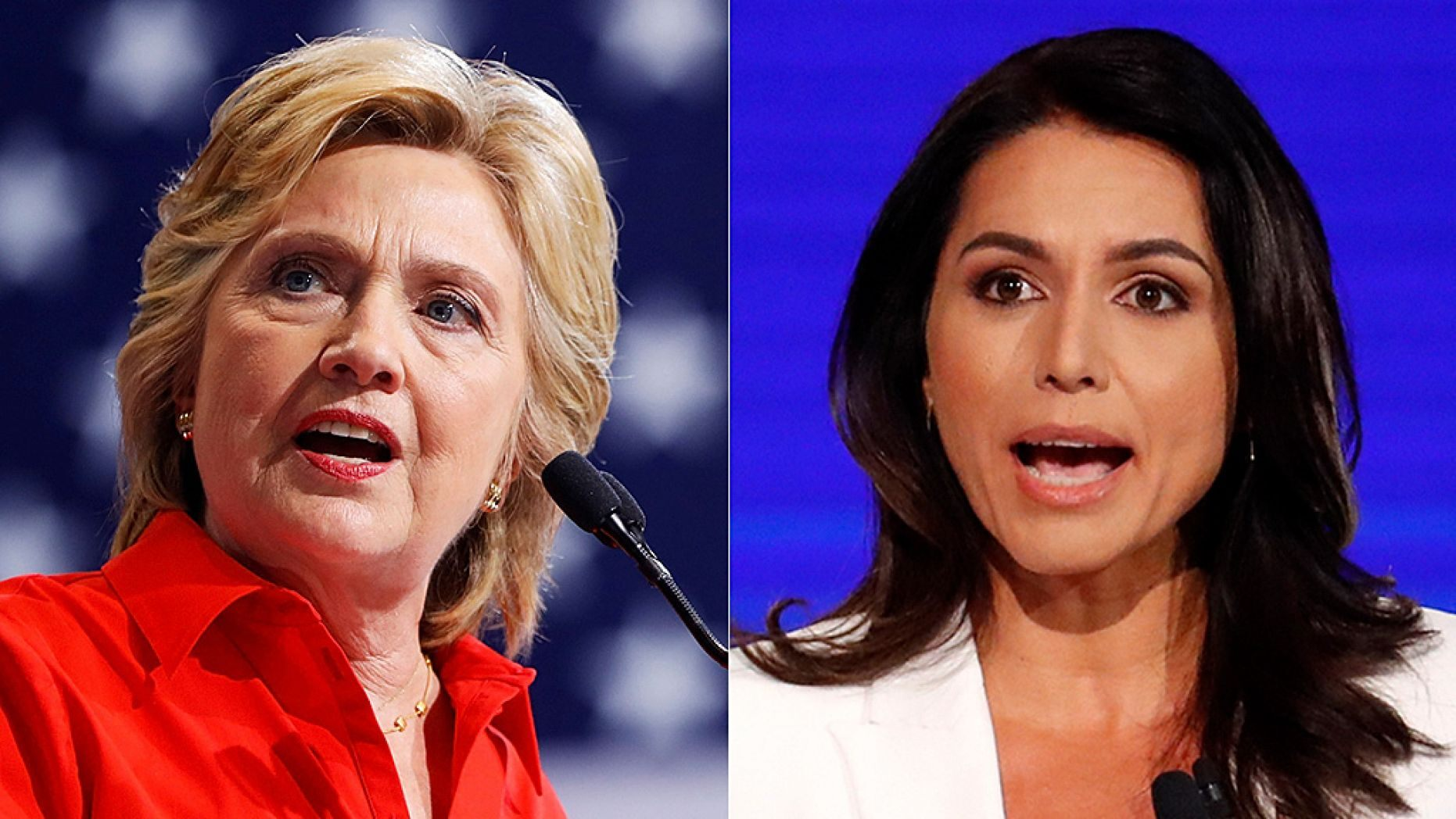 "Hillary Clinton appeared to accuse Democratic presidential candidate Tulsi Gabbard of being ""Russian asset"" in a newly-released podcast."