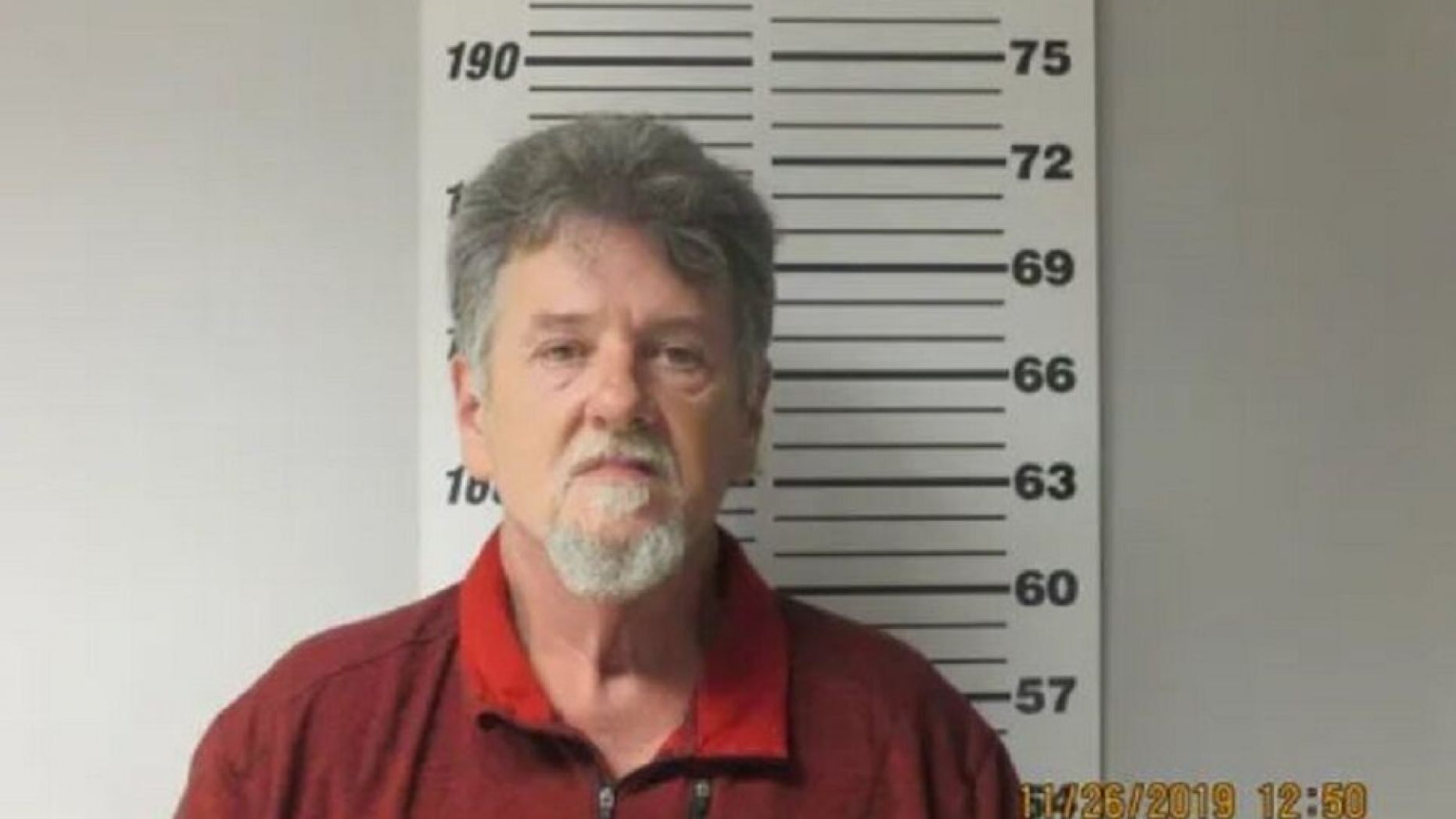 Larry Dinwiddie, 57, is charged in the death of his wife, Cynthia Dinwiddie, 56, after her body was found this week in a locked storage unit.