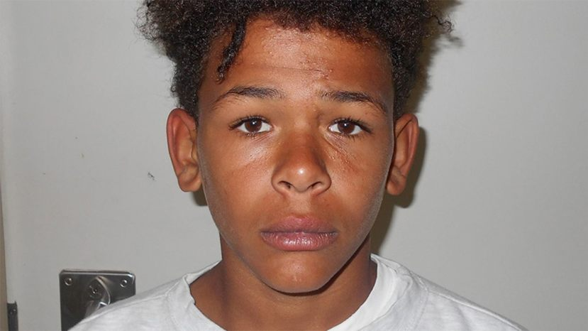 The teenager who identified custody, identified as Jericho W., is a suspect in the killings of two men.
