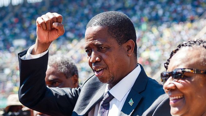 Zambian President Edgar Lungu said his government will complain to the US over the diplomat's comments