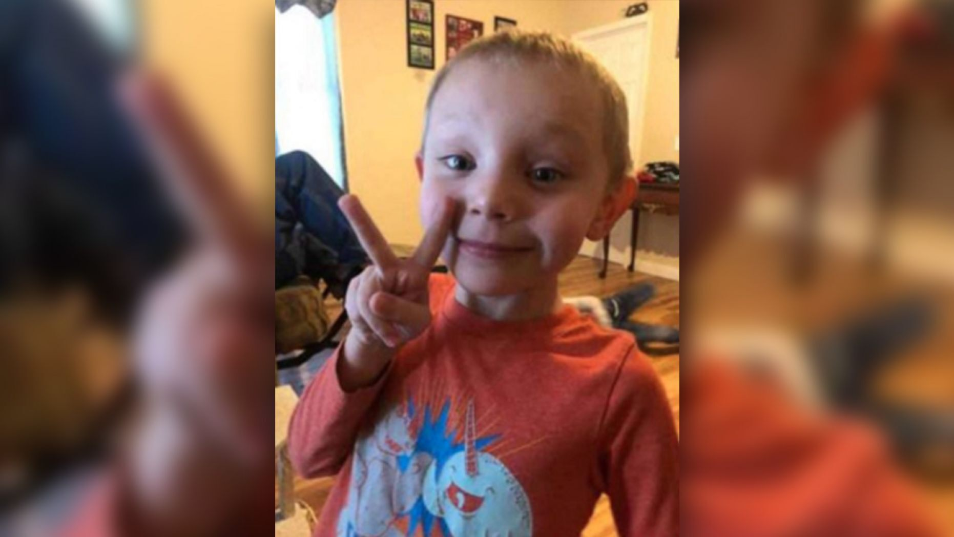 Police say they have found the body of 5-year-old Beau Brennen Belson floating in a pond near his family's house.