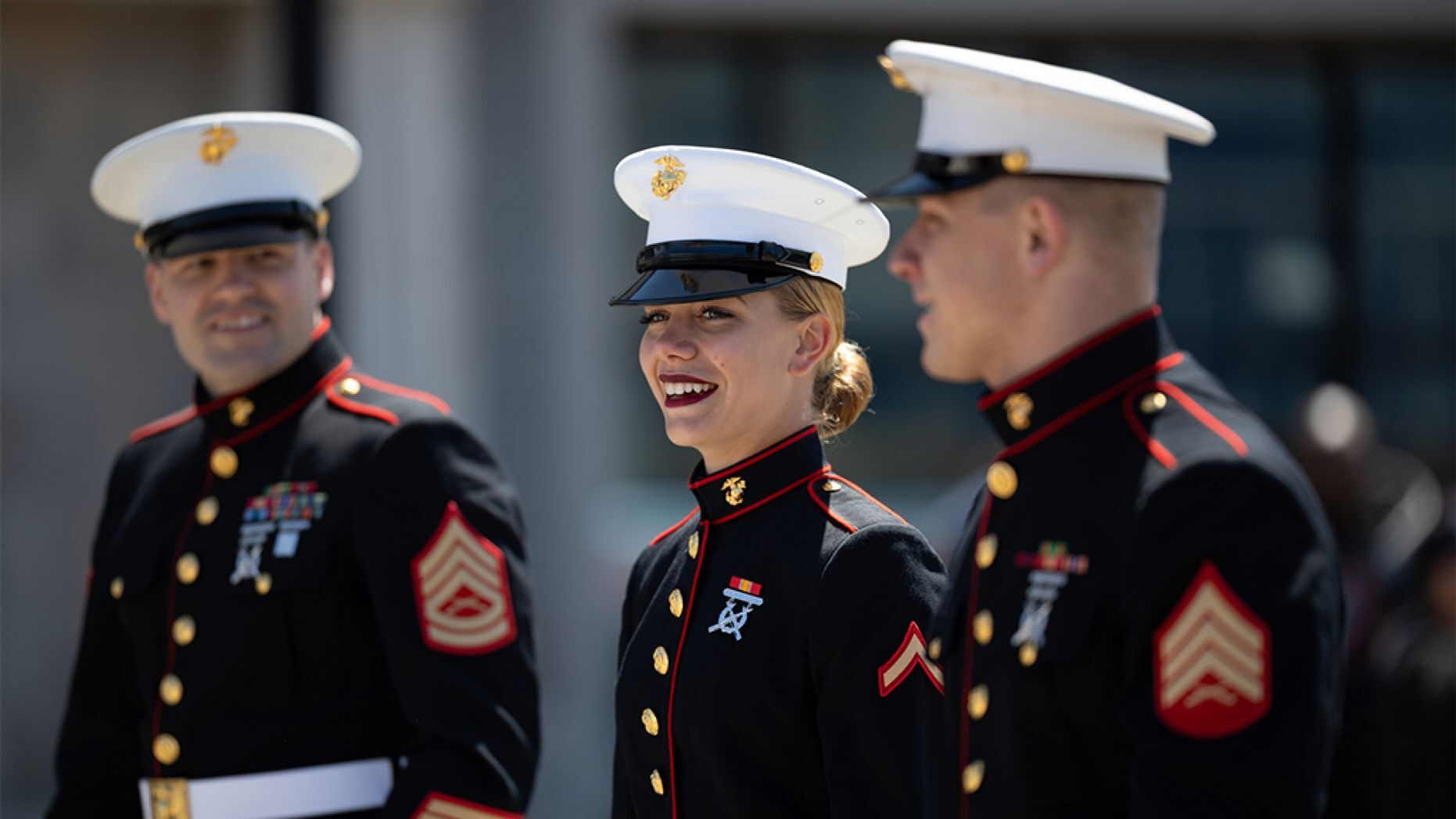 Active-duty Marines have been issued a series of guidelines regulating political activity on social media.